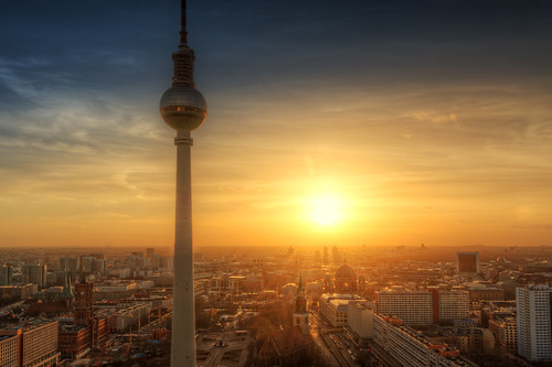 The best View | Berlin, Germany | by NicoTrinkhaus