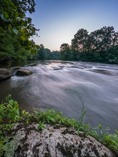 Smith River at Dusk | by aaronhines