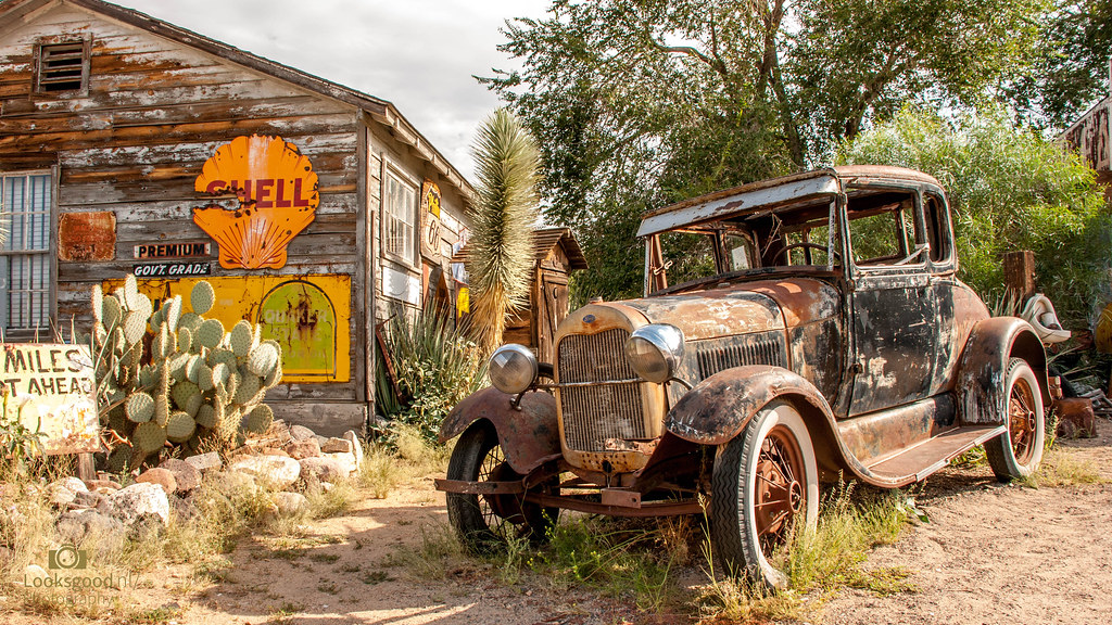 Route 66 California 4k Wallpaper Desktop Background Flickr