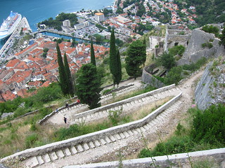 Fortress Walls and Old Town Kotor | by fabulousfabs