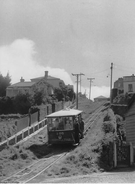 Maryhill Tram c1903-1910