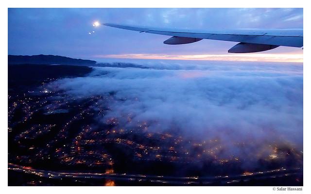 Goodbye SF Fog