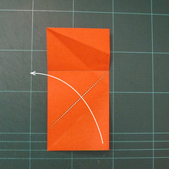 การพับกระดาษเป็นรูปปลาคาร์ฟ (Origami Koi Fish) 006