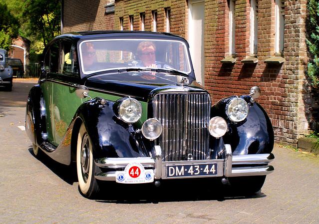 1950 Jaguar Mk IV