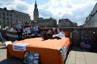 Ein Bett Fur Snowden