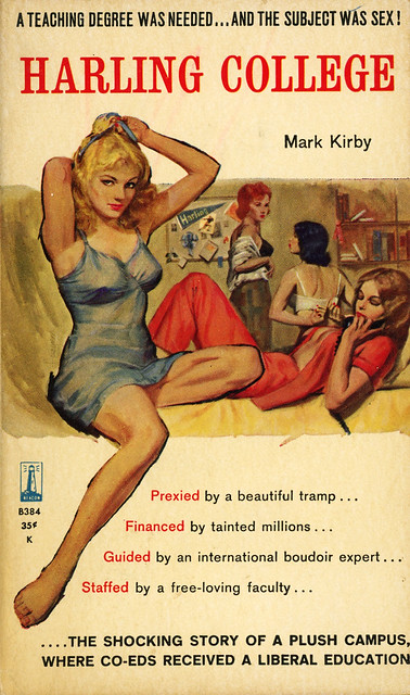 Beacon Books B384 - Mark Kirby - Harling College
