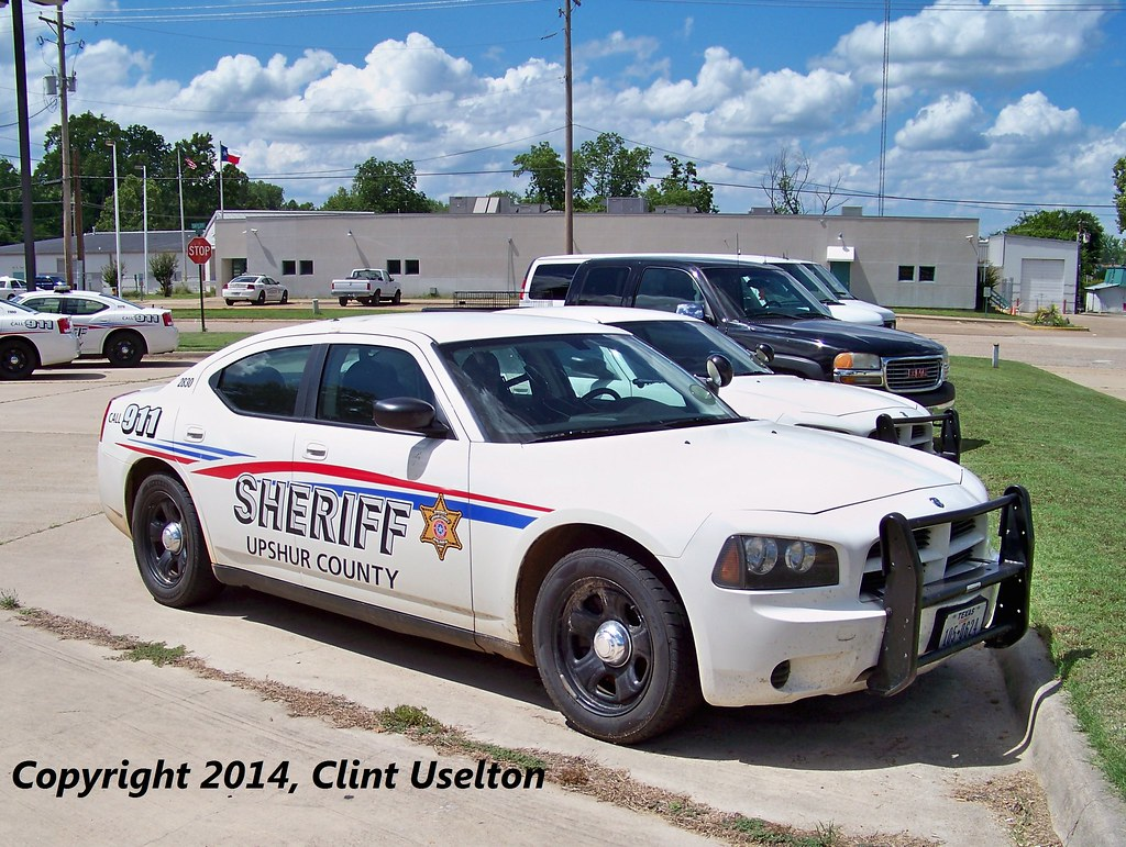 Upshur County Sheriff | Gilmer, Texas | Clint Uselton | Flickr