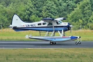 De Havilland Canada DHC-2 Beaver Mk.1, Poznań - Ławica (POZ / EPPO) | by KrzysztofTe Foto Blog