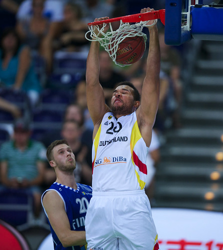 Basketball GER vs FIN | by Deutscher Basketball Bund (DBB)
