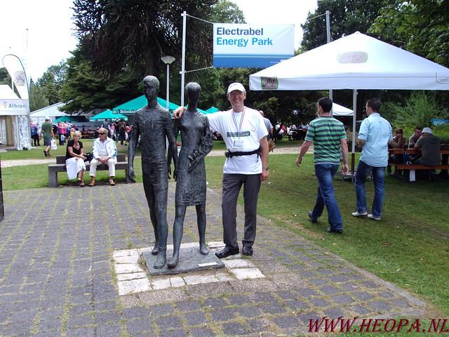 19-07-2009    Aan komst & Vlaggenparade (12)