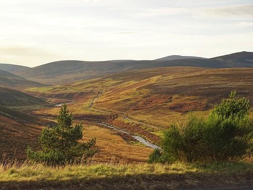 ecosse scotland thegrampians