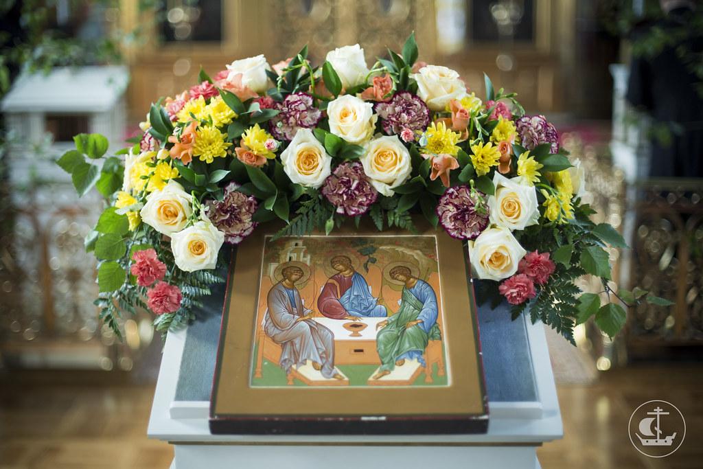 7 июня 2014, Всенощное бдение на кануне дня Святой Троицы / 7 June 2014, Vigil on the eve of the Trinity Sunday