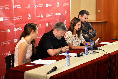 Rueda de Prensa Premiados   by festivalinthuesca