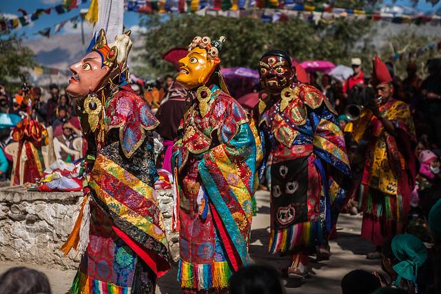 India - Sani Festival, Zanskar valley