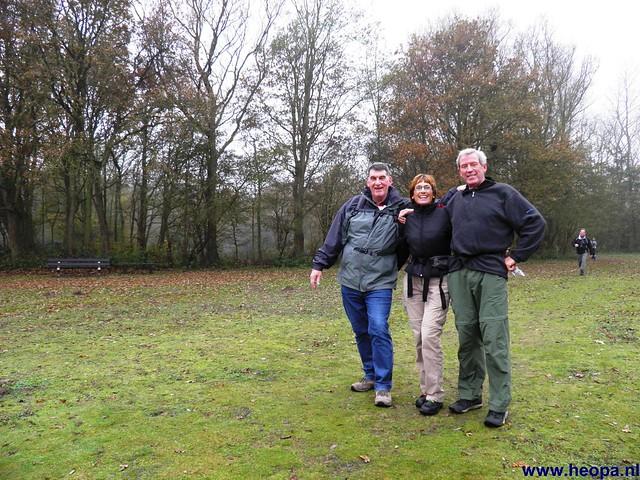 17-11-2012 Wassenaar 25.8 Km (28)