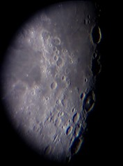 Moon Jun 14th, close on Petavius and Langrenus
