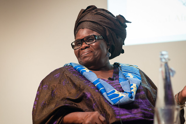 Inspiring women in Ghana