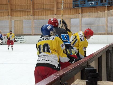 Herren I - Eishockeymatch Saison 2005/06