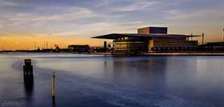 Almost sunset at the Opera (Denmark #34 Copenhagen Opera) | by Nelson Lourenço