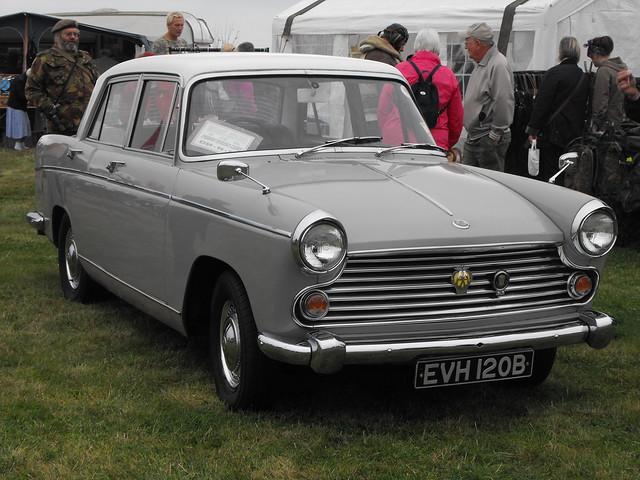 Morris Oxford - EVH 120B