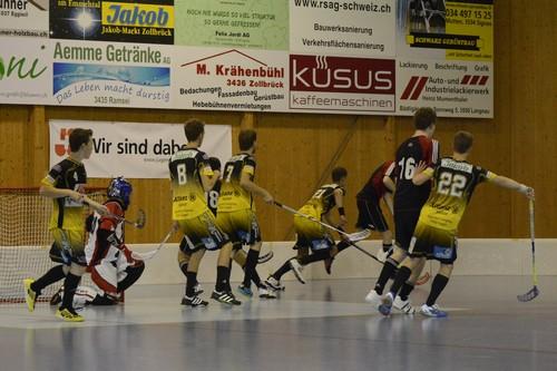U21 - ULA Saison 2013/14