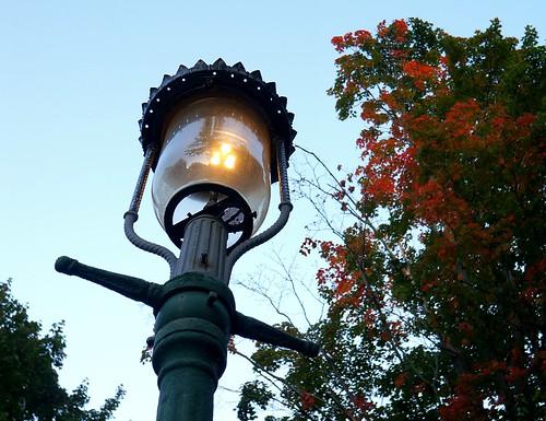 streetlight 2 (former gas lamp)