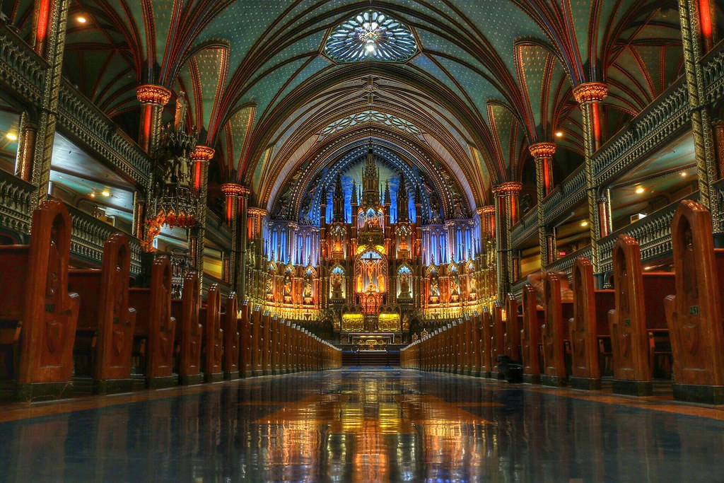 notre dame | montreal.