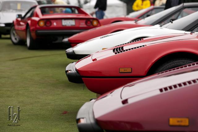 Ferrari 308's
