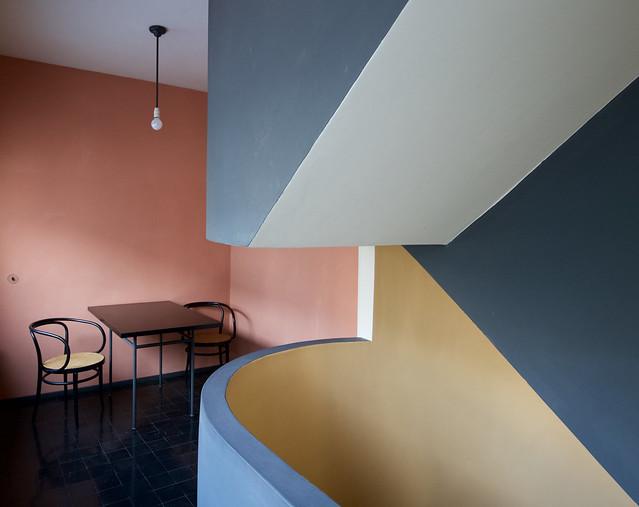 Le Corbusier's Staircase