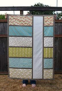 Colorblock quilt | by MoulinRogue