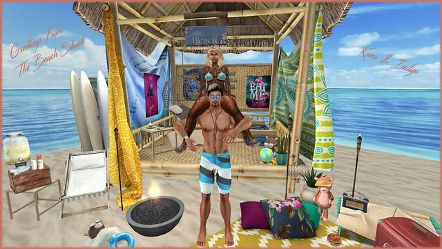 Indigo - Beach Shack