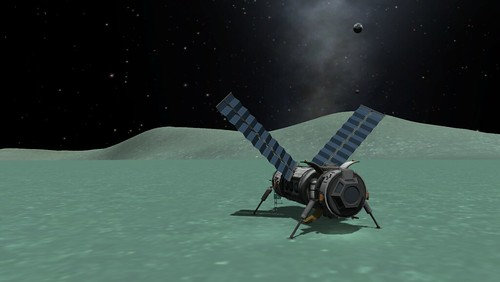 Minmus Station | by Second City Warehouse