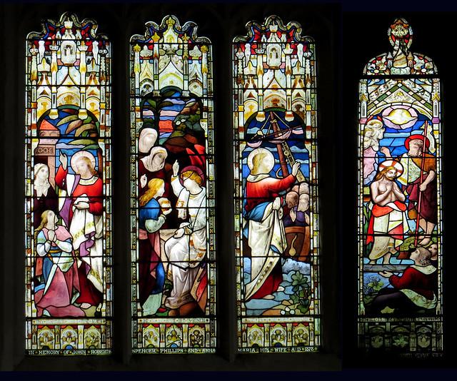 St Andrew's Church - Boreham Essex (53 & 55)