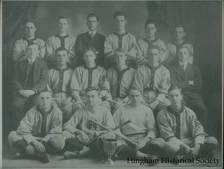 Breezy Hill Baseball Club, 1915