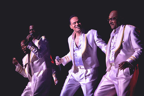 The Four Tops @ Kursaal Oostende 03/2012