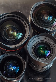 Battle of the widest lenses ever | by Thien Thach Photo