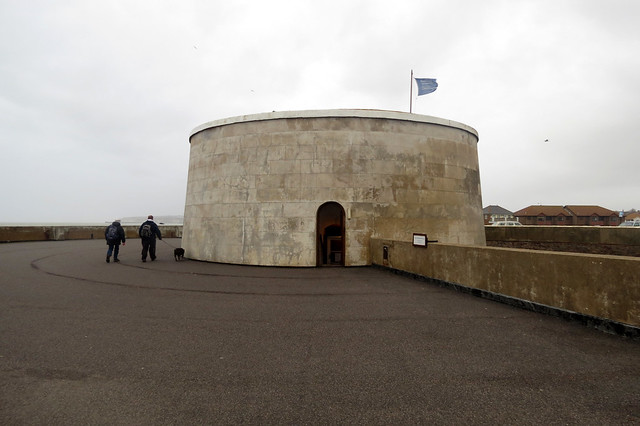 Martello Tower at Seaford