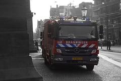 Brandweer Amsterdam-Amstelland Mercedes-Benz Atego