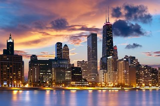 Chicago-Skyline | by midwestmessianic
