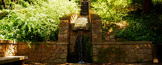 Waterfall @ Montjuic, Barcelona | by OK - Apartment