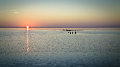 sunset gulfofmexico photo nikon hudson fl nf nfphotography d3100 nickfedele