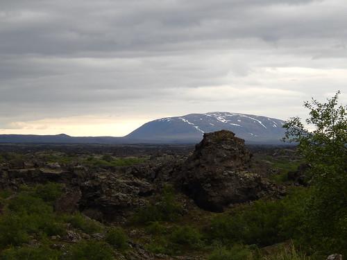 IJsland - Myvatn - Dimmuborgir