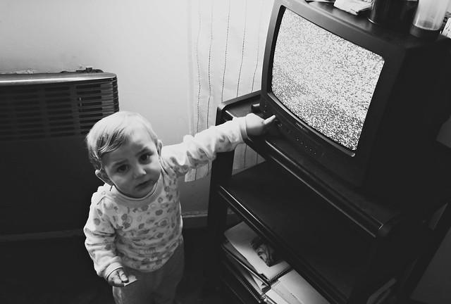 cousin & tv