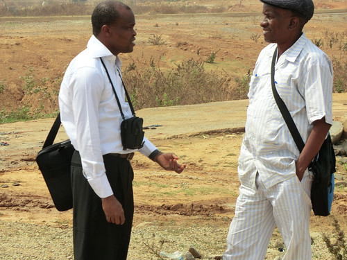 nigeria projects discussions abuja