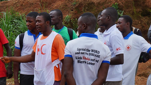 Sierra Leone: into the Ebola epicentre | by EU Civil Protection and Humanitarian Aid