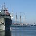 Visita a la Escuela Naval Militar de Marín. Julio de 2014