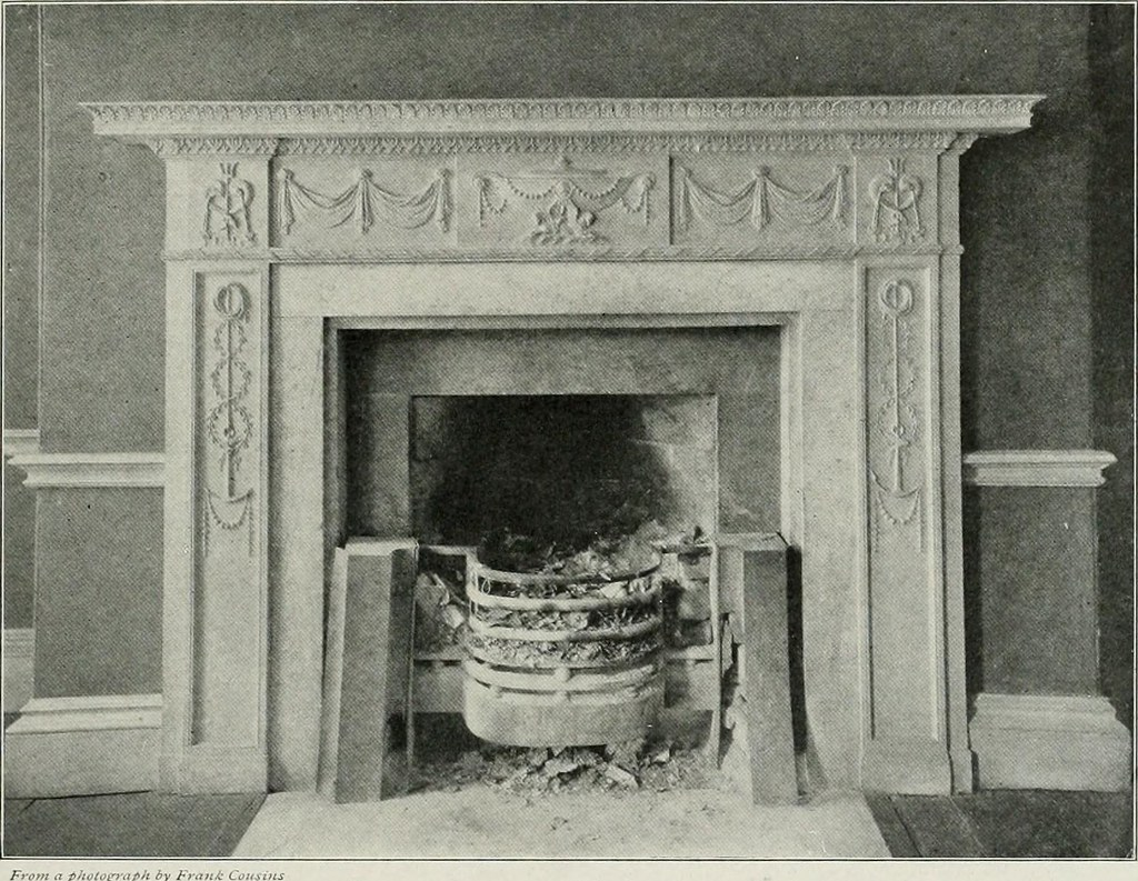 "Image from page 272 of ""Domestic architecture of the American colonies and of the early republic"" (1922)"