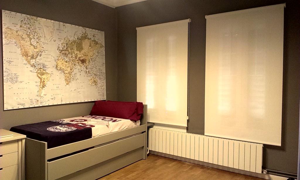 #estores dormitorio infantil