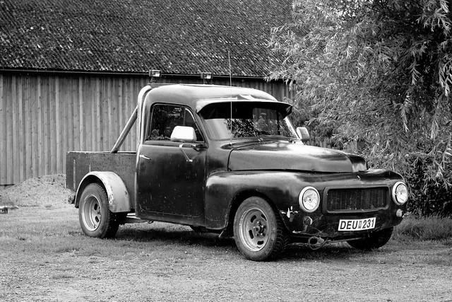Volvo pickup