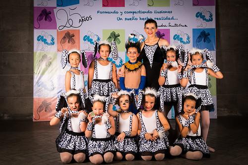 25 Aniversario del Centro de Danza Sandra Santa Cruz